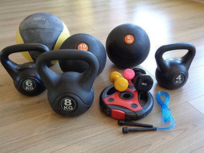 Kettlebell meets Ahtletic